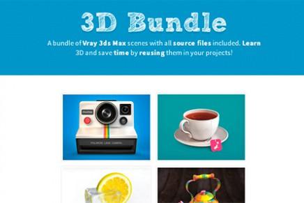 3D Bundle, descubre los secretos de una escena 3d