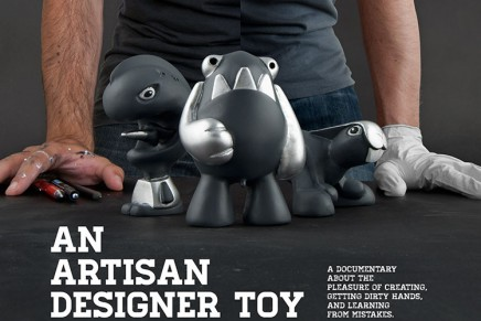Un Designer Toy Artesanal – el documental