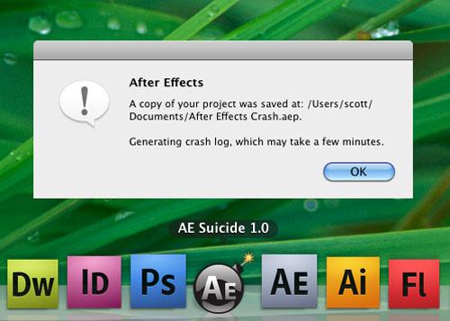 AE Suicide
