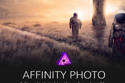 Lanzamiento de Affinity Photo