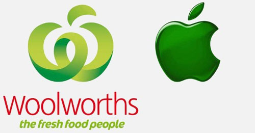 antiparecido razonable apple woolworths