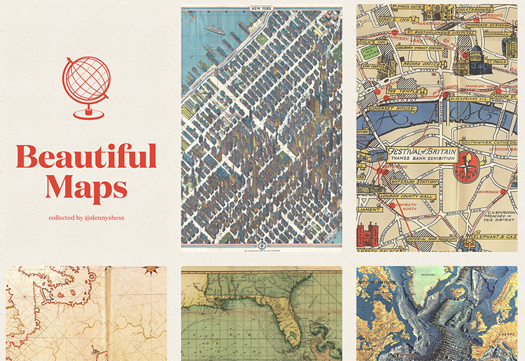 beautiful-maps