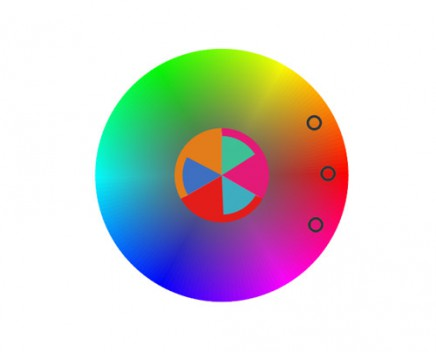 Color. A color matching game