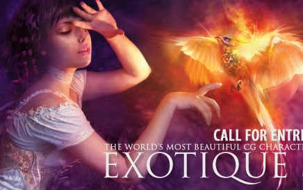 Exotique 3: Call for entries