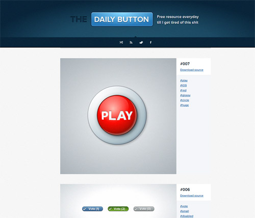 Daily Button