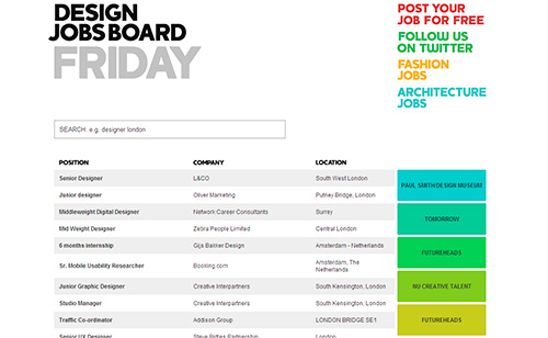 design-job-board