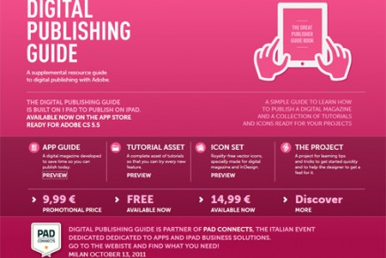 Plantillas para Adobe DPS, Digital Publishing Guide