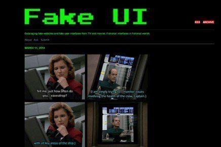 Fake UI