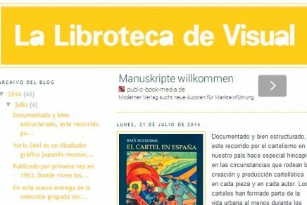 La libroteca de visual