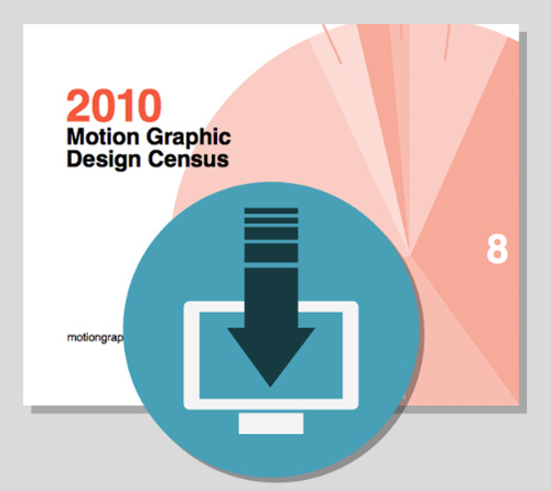 Motion Graphic Design Census