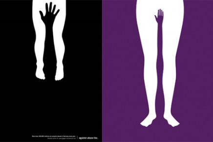 Parecidos Razonables Hand against abuse vs Noma Bar