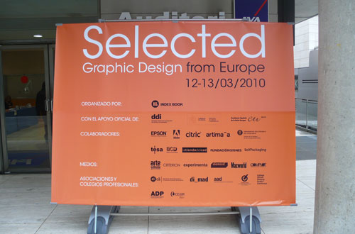 Selected Graphic Design from Europe