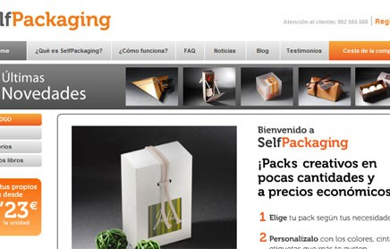 Self Packaging, packaging a la carta