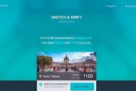 Sketch & Swift Workshops