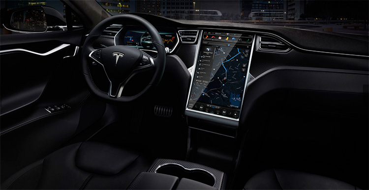 tesla-s-interface
