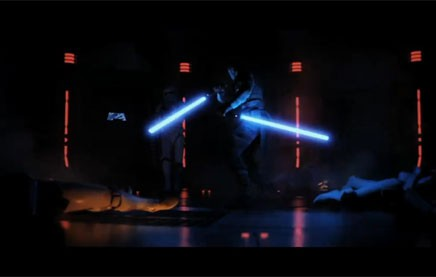 Star Wars The Force Unleashed II trailer