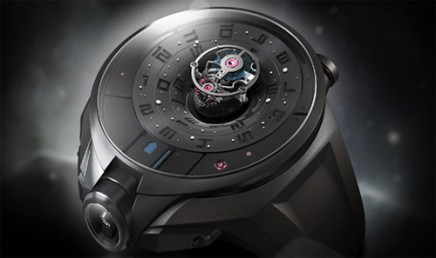 Tourbillon Black Hole