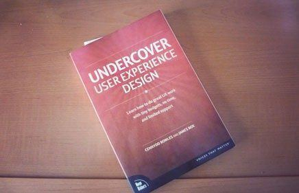 Undercover, User Experience Design