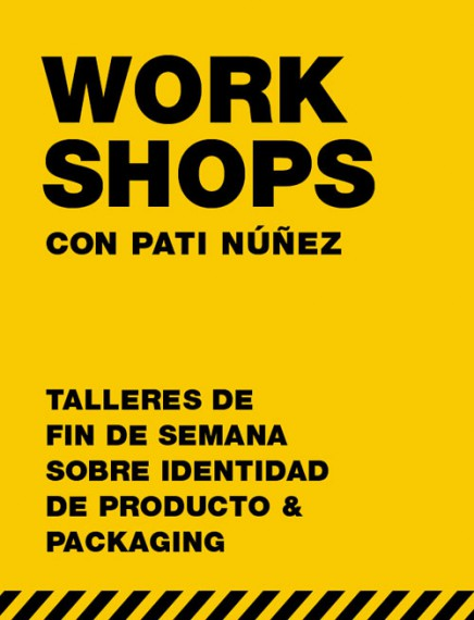 Workshops de Packaging con Pati (Núñez)