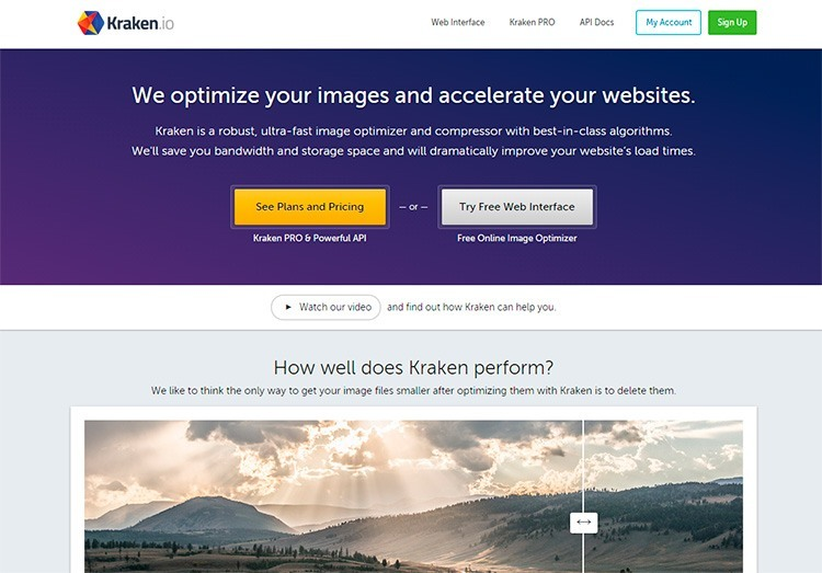 kraken-image-optimizer