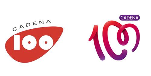 logotipo cadena100