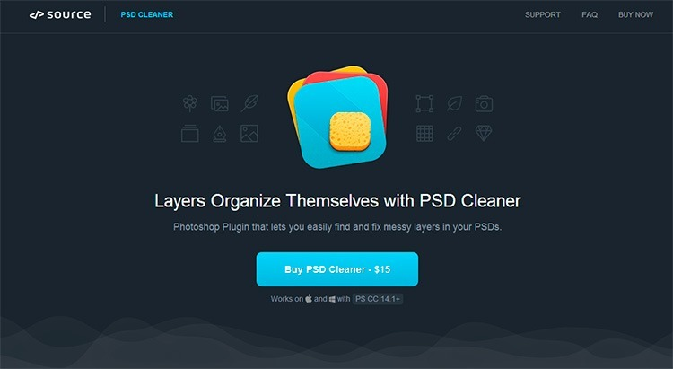 psd-cleaner